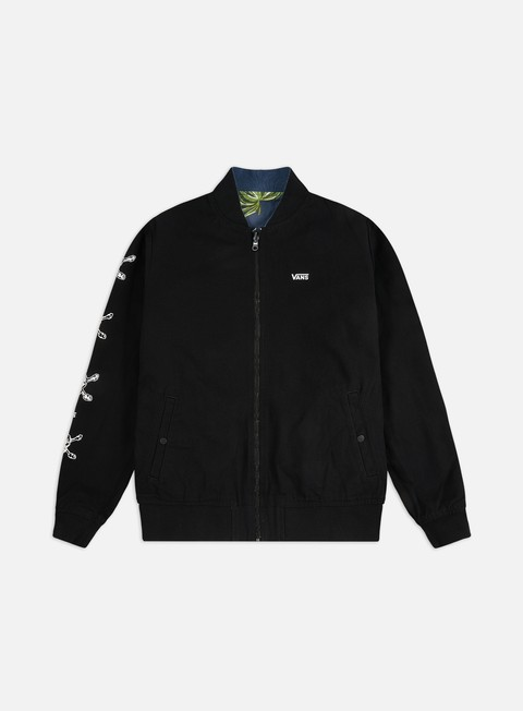Sale Outlet Light Jackets Vans Anaheim Factory OG Skull Bomber