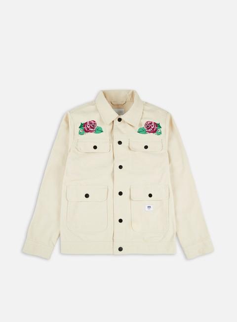 Vans Anaheim Needlepoint Floral Jacket