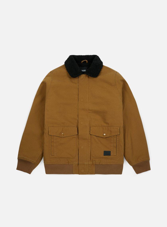 VANS Belden Jacket € 90 Giacche Invernali  abd38363b268