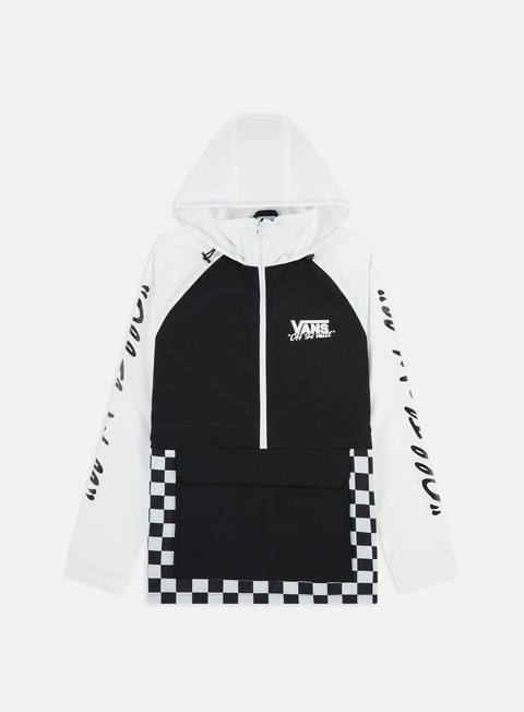 Anorak Vans BMX Off The Wall Anorak