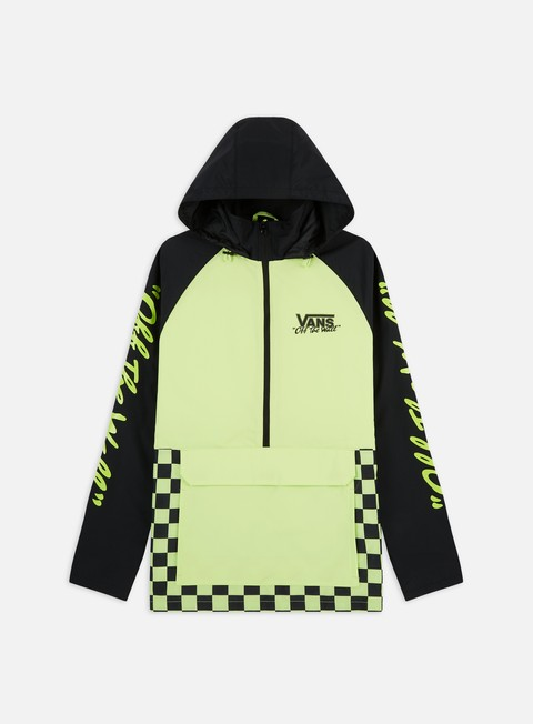 Outlet e Saldi Giacche Leggere Vans BMX Off The Wall Anorak