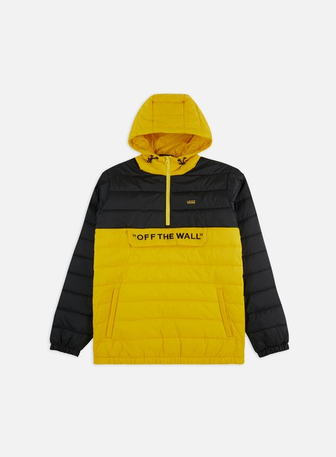 Sale Outlet Intermediate Jackets Vans Carlon Anorak Puffer Jacket