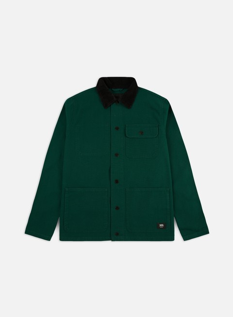 Light Jackets Vans Drill Chore Coat