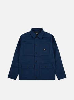 Vans - Drill Chore Lined Coat, Dress Blues