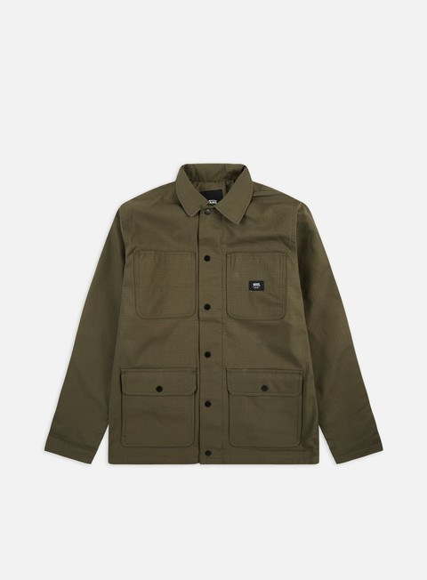 Outlet e Saldi Giacche Intermedie Vans Drill Chore Lined Coat