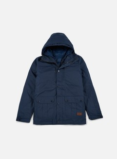 Vans - Flintridge MTE Jacket, Dress Blues 1
