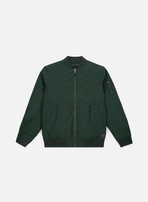 giacche vans galena bomber jacket darkest spruce