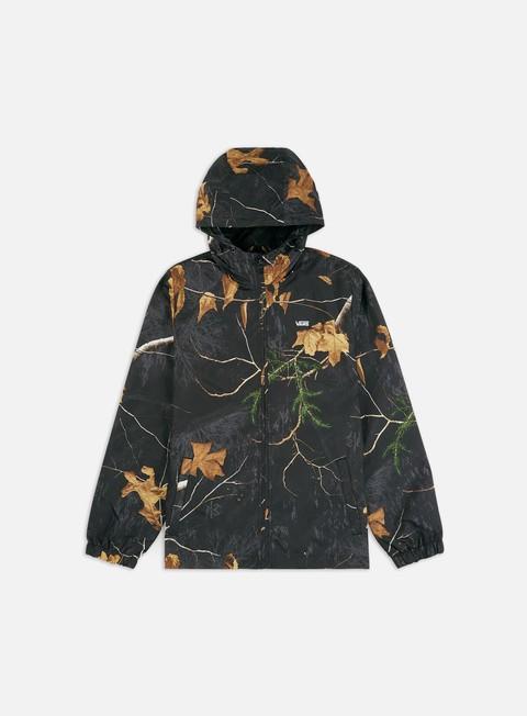 Hooded Jackets Vans Garnett Jacket