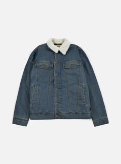 Vans - Hargill Jacket, Stone Wash Denim 1