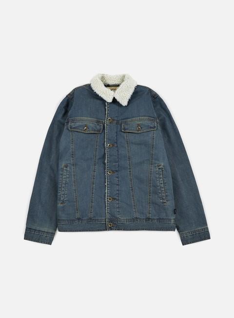 Giacche di Jeans Vans Hargill Jacket