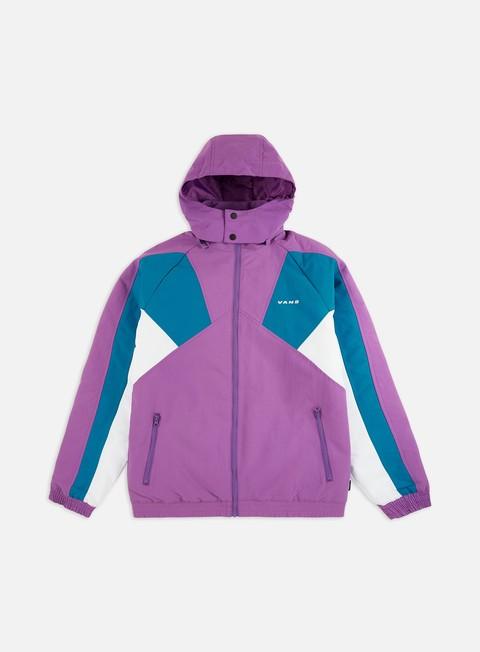 Hooded Jackets Vans Hi-Point Blocked Sport Jacket