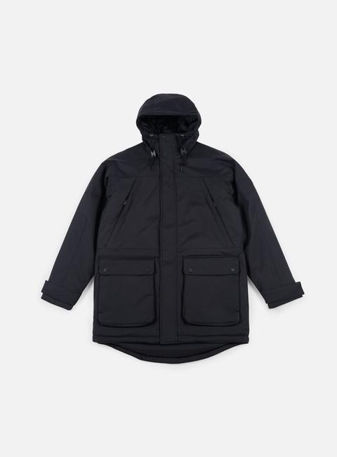 giacche vans mccormick mte jacket black