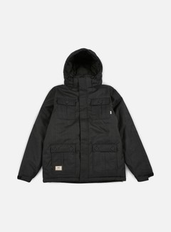 Vans - Mixter II Jacket, Black 1