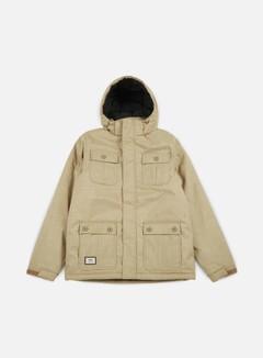 Vans - Mixter II Jacket, Khaki 1