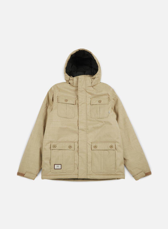 Vans - Mixter II Jacket, Khaki