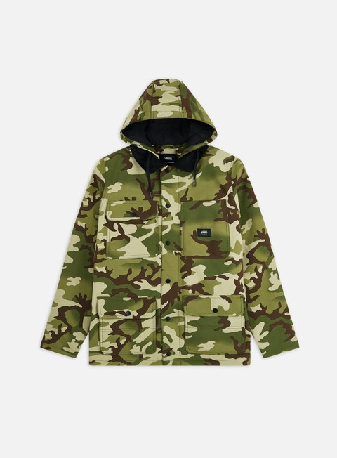 Sale Outlet Intermediate Jackets Vans MTE Drill Chore Coat