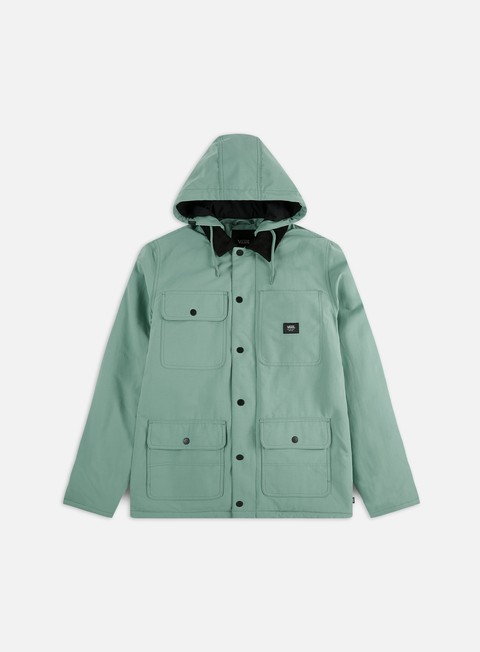 Intermediate Jackets Vans MTE Drill Chore Coat