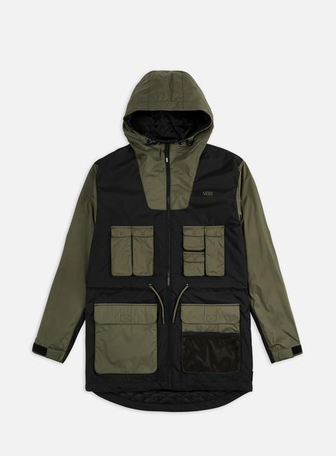 Hooded Jackets Vans MTE Scottsdale Jacket
