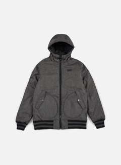 Vans - Rutherford II Jacket, Black/Black
