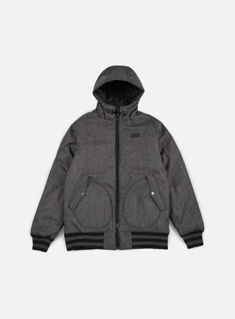 giacche vans rutherford ii jacket black black