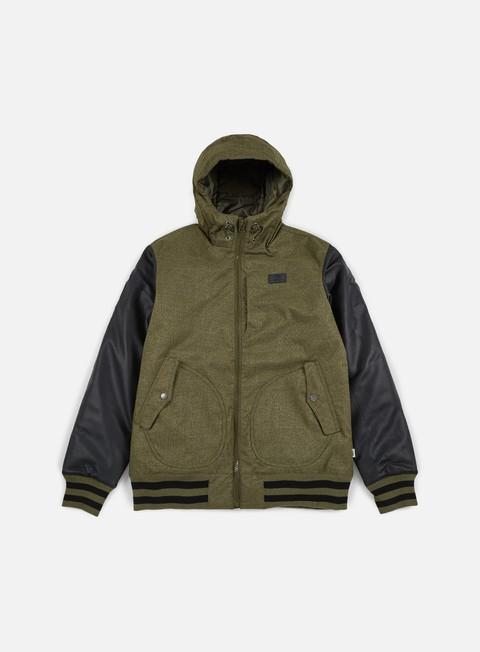 Giacche con Cappuccio Vans Rutherford II Jacket