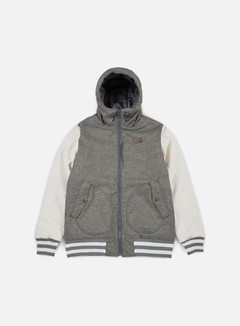 Vans - Rutherford II Jacket, Pewter/Marshmallow 1