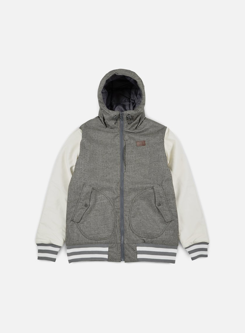 Vans - Rutherford II Jacket, Pewter/Marshmallow