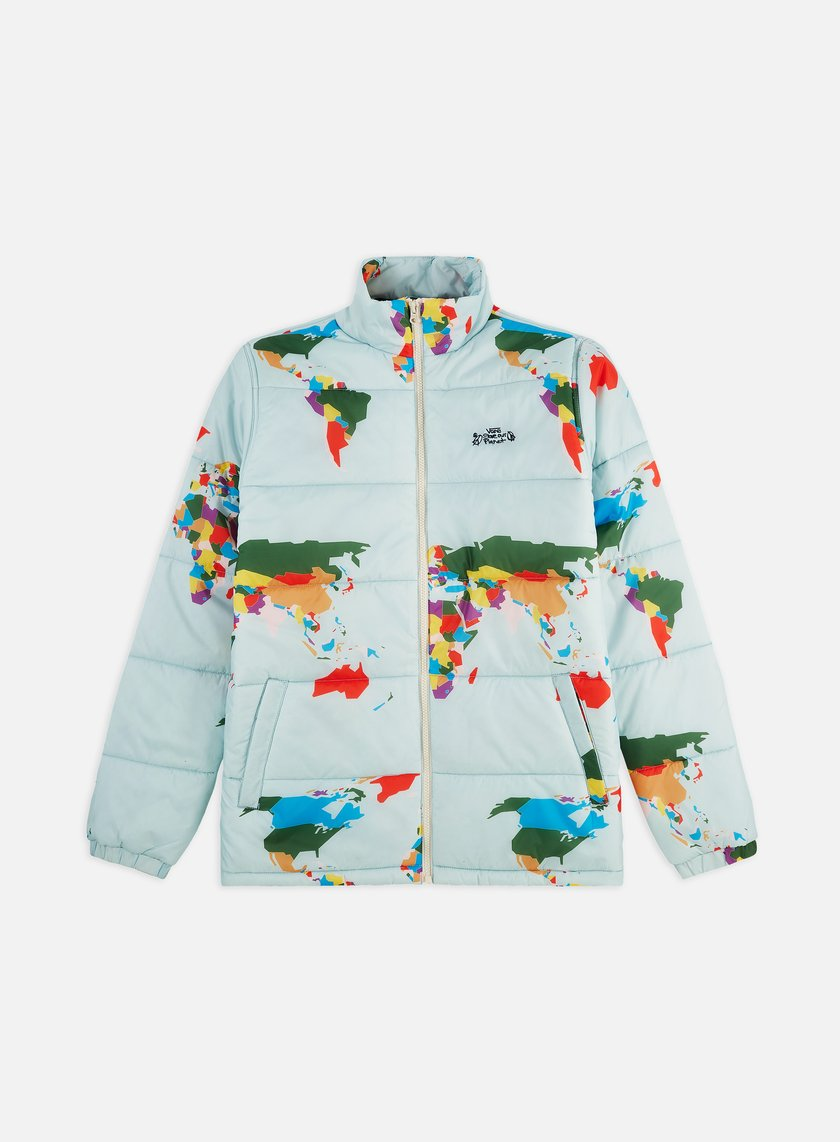 Vans Save Our Planet Puffer