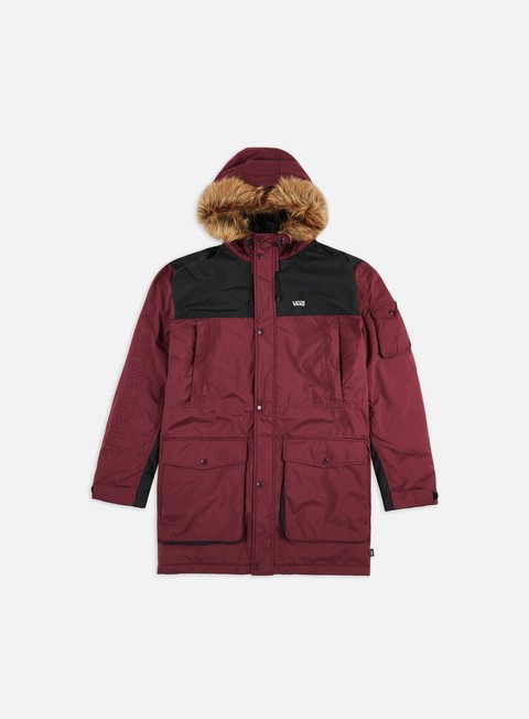 Sale Outlet Winter Jackets Vans Sholes MTE Jacket