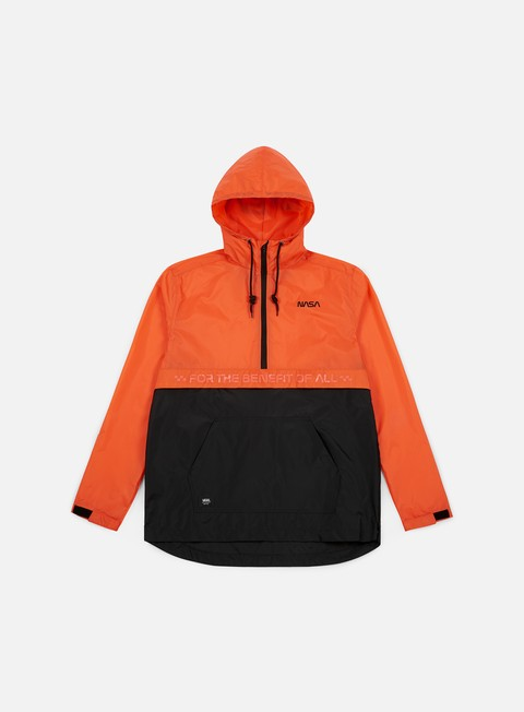 Light Jackets Vans Space Voyager Anorak
