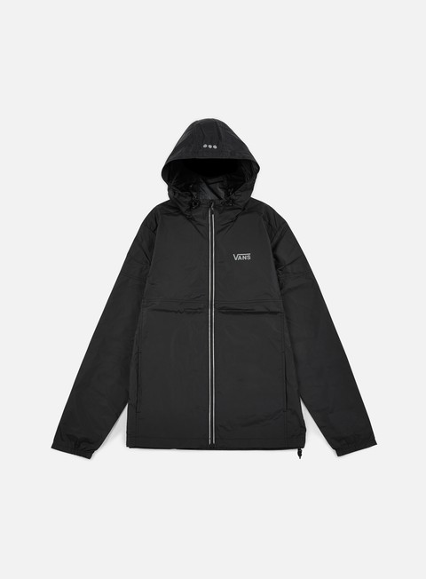 giacche vans stower mte jacket black