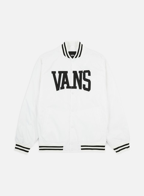 Sale Outlet Intermediate Jackets Vans SVD University Jacket