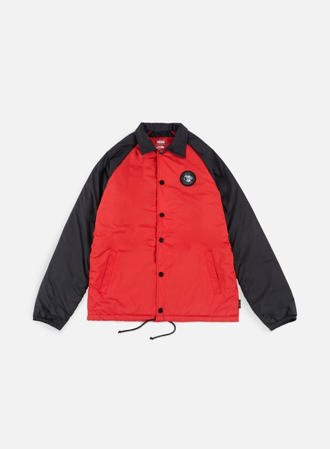 giacche vans the north face torrey jacket tnf red tnf black