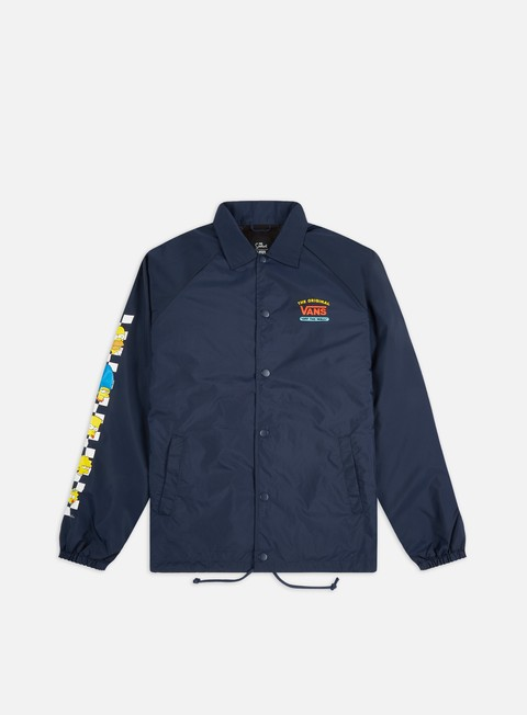 Giacche Leggere Vans The Simpsons Torrey Coach Jacket