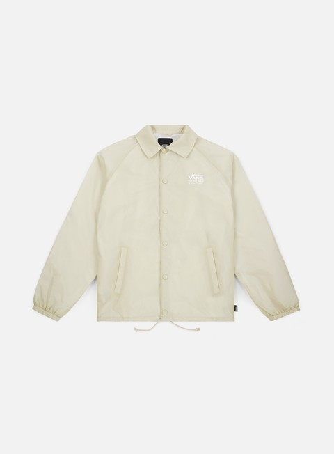 Sale Outlet Light Jackets Vans Torrey Coach Jacket