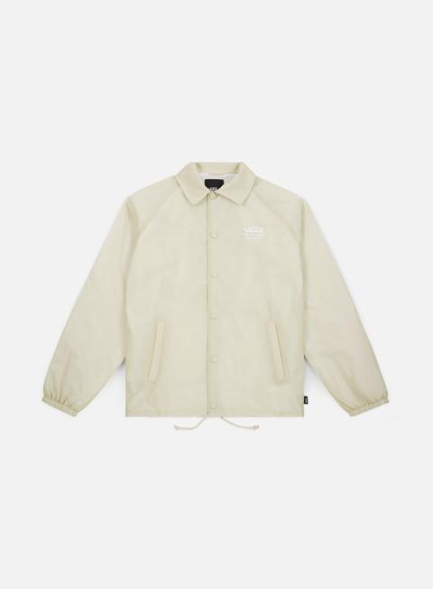 giacche vans torrey coach jacket natural