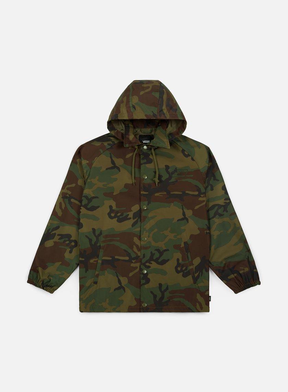 e80d9082c5 VANS Torrey Hooded MTE Jacket € 60 Light Jackets