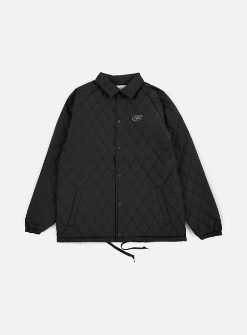 giacche vans torrey quilt mte jacket black