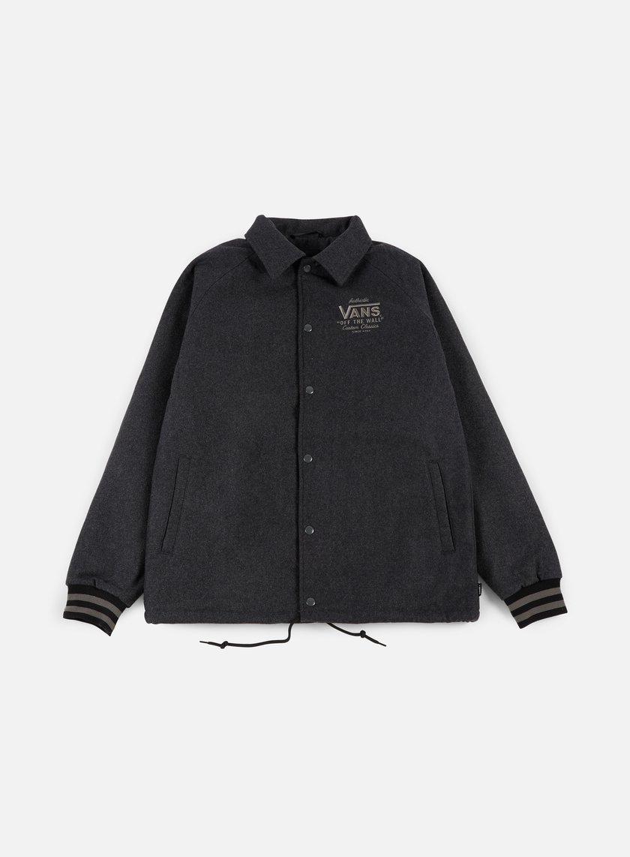 Vans Torrey Varsity Jacket