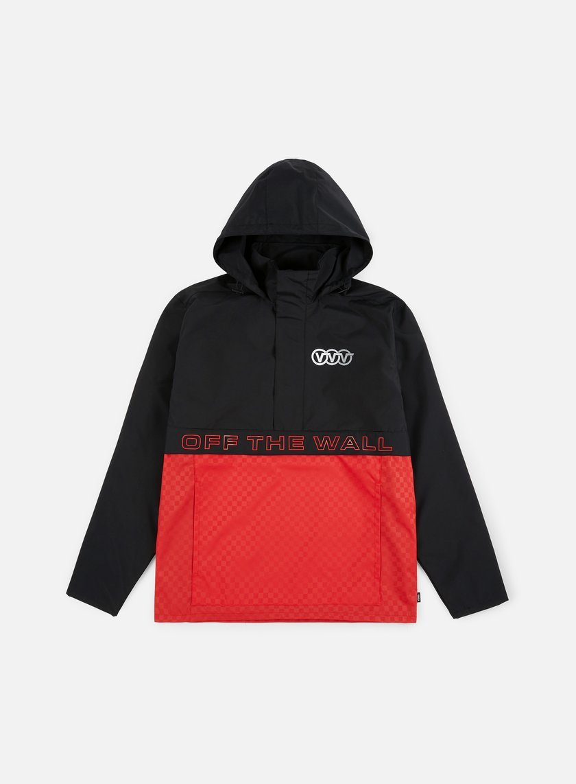c8c5fa8155 Triple Circle Anorak Jacket