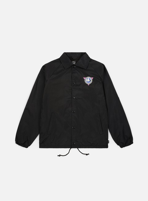 Light Jackets Vans Vans x Disney Torrey Coach Jacket
