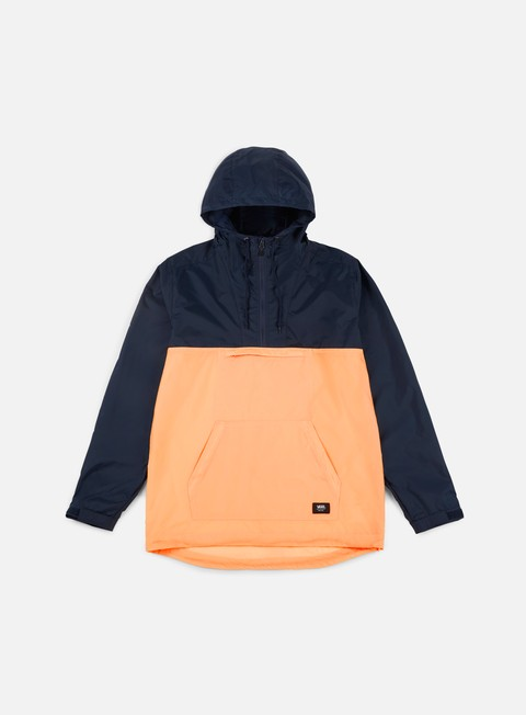 Sale Outlet Light Jackets Vans Wahburne Anorak Jacket