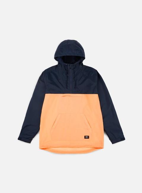 Hooded Jackets Vans Wahburne Anorak Jacket