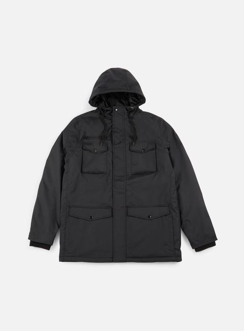 giacche vans westmark mte jacket black