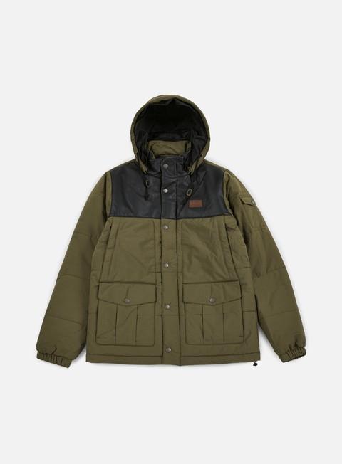 giacche vans wilbur jacket grape leaf black