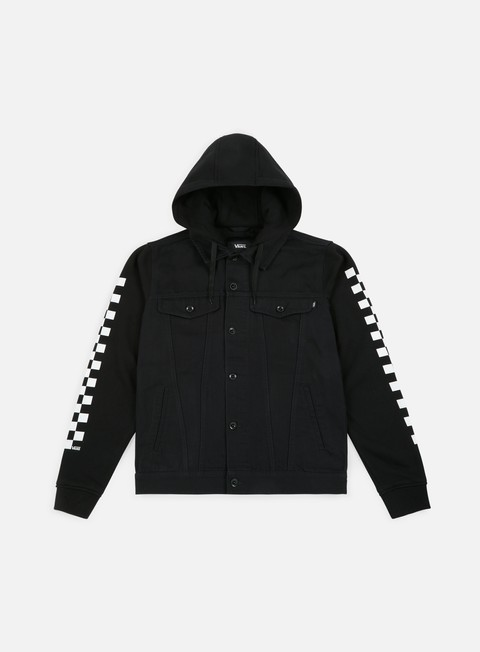 giacche vans winston jacket black