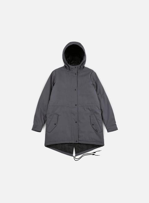 Hooded Jackets Vans WMNS Addison Parka