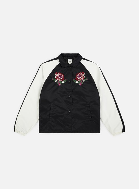 Light Jackets Vans WMNS Outshine Thanks Coach Jacket