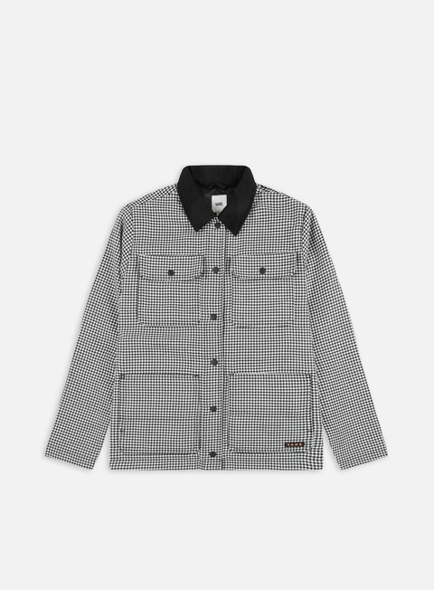 Giacche leggere Vans WMNS Well Suited Drill Chore Coat Jacket