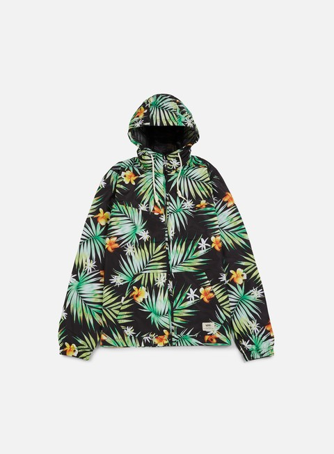 Hooded Jackets Vans Woodberry